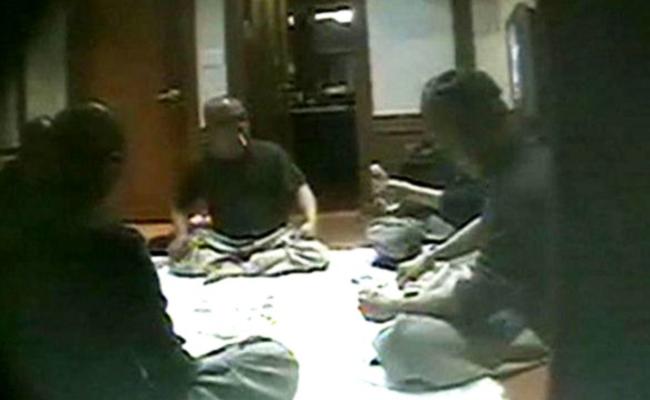 Bhiksu Korea Tertangkap Basah Mabuk dan Judi