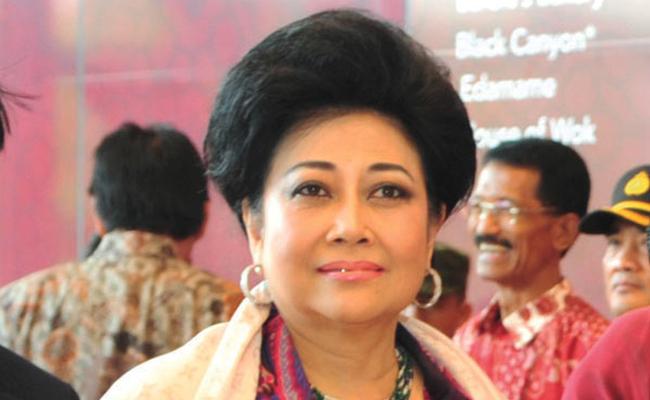 Ketua Umum Walubi Siti Hartati Murdaya Dicekal KPK