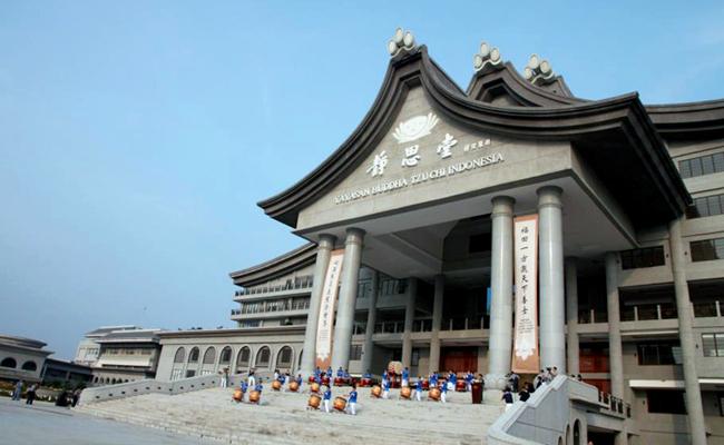 Rumah Baru Tzu Chi Diresmikan