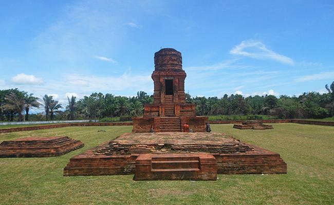 Candi di Sumatera (2): Candi Bahal