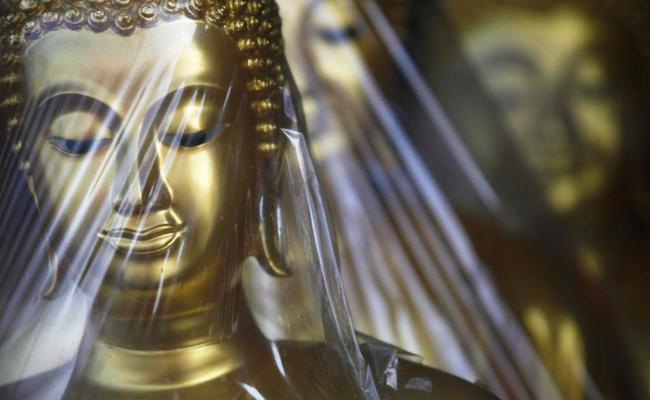 Pemerintah Iran Larang Penjualan Patung Buddha