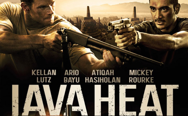 Film Java Heat Jadikan Candi Borobudur Sebagai Klimaks