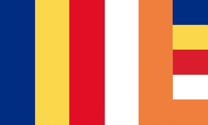 Asal Usul dan Arti Bendera Buddhis