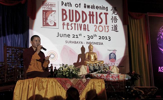 Sampai Jumpa di Buddhist Festival 2018!