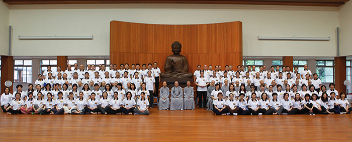 20131020 Tony Leung Ikuti Retret Meditasi Dharma Drum Monastery_2
