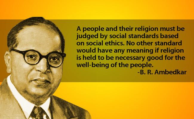 DR. Ambedkar, Simbol Perlawanan Terhadap Diskriminasi di India