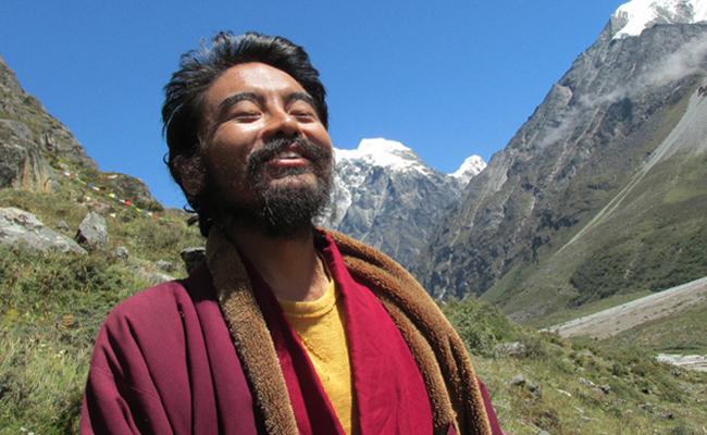 Surat dan Foto Mingyur Rinpoche dari Tempat Retret