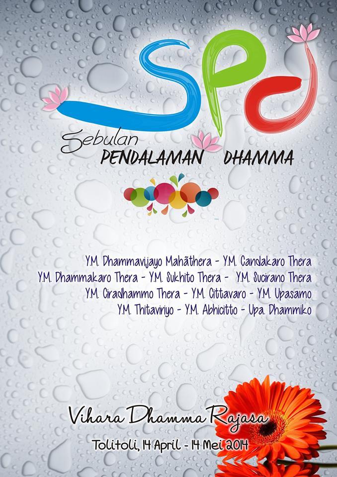 Sebulan Pendalaman Dhamma (SPD)