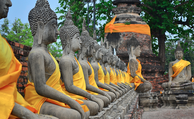 Jalan-jalan Spiritual ke Ayutthaya