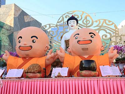 20140503 Melbourne Peringati Hari Buddha_2