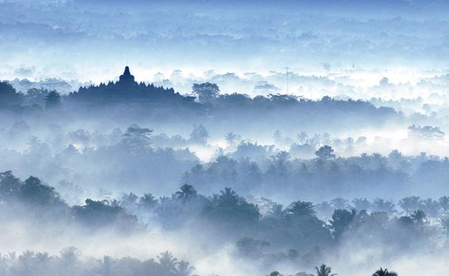 Candi Borobudur Termasuk 19 Tempat Tersakral di Dunia