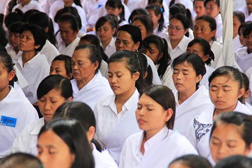 20140722 Bhikkhu Jotidhammo, Atthasila Membuat Kita Mudah Menghadapi Hidup_2