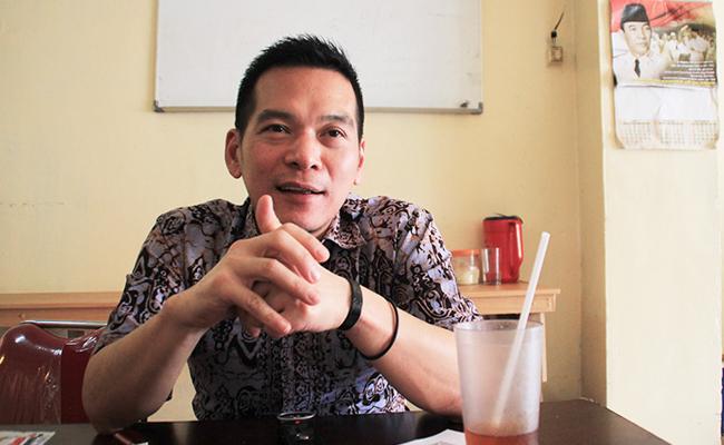 Daniel Johan, Aktivis Mahasiswa Buddhis yang Melenggang Jadi Anggota DPR