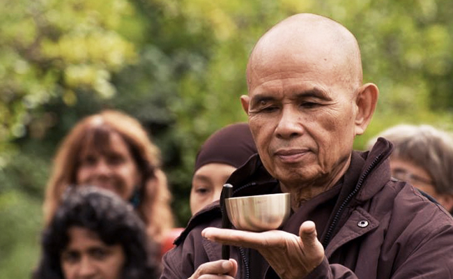 Ayo Kirim Energi Welas Asih untuk Kesembuhan Master Zen Thich Nhat Hanh
