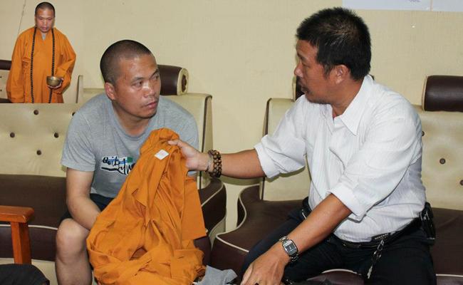 Dirjen Bimas Buddha: Tangkap Rohaniwan Palsu!