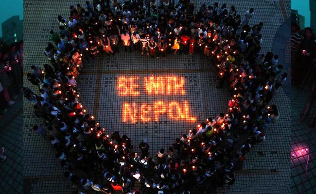Ayo Salurkan Bantuan Untuk Nepal!