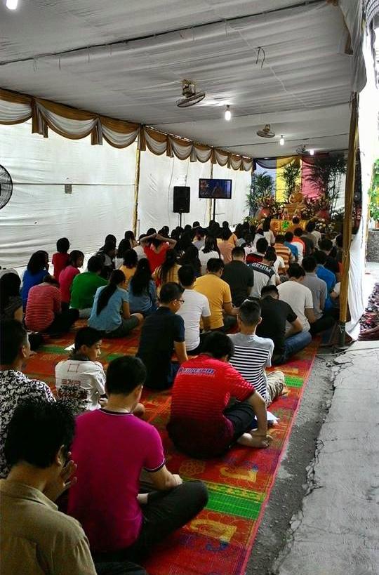 Vihara Mahasampatti, Medan