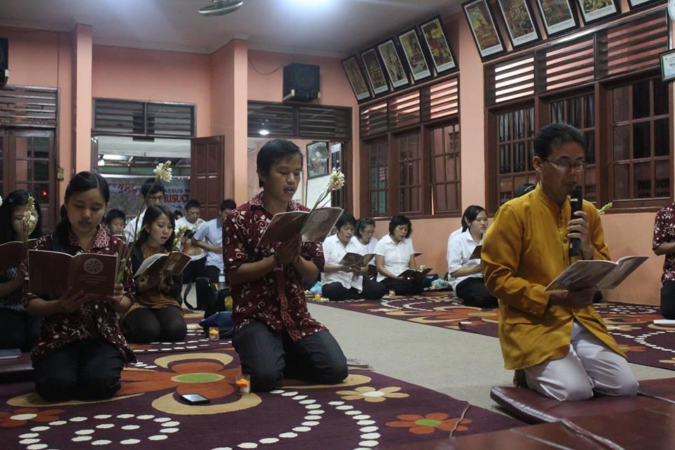 Vihara Araya Dhamma, Tangerang