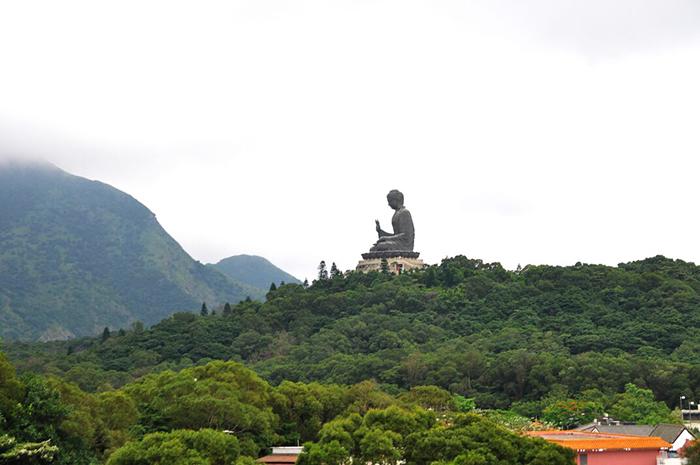 20150619 Patung Raksasa Tian Tai Buddha_3