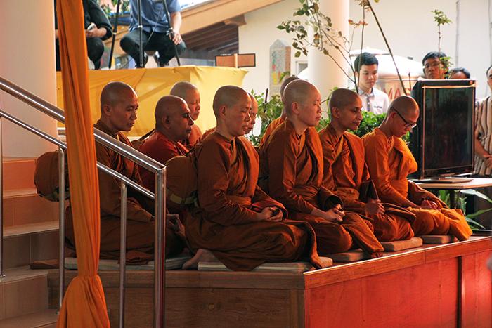 20150622 Upasampada Bhikkhuni Theravada Pertama di Indonesia Setelah Seribu Tahun_2
