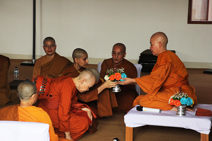 20150622 Upasampada Bhikkhuni Theravada Pertama di Indonesia Setelah Seribu Tahun_3