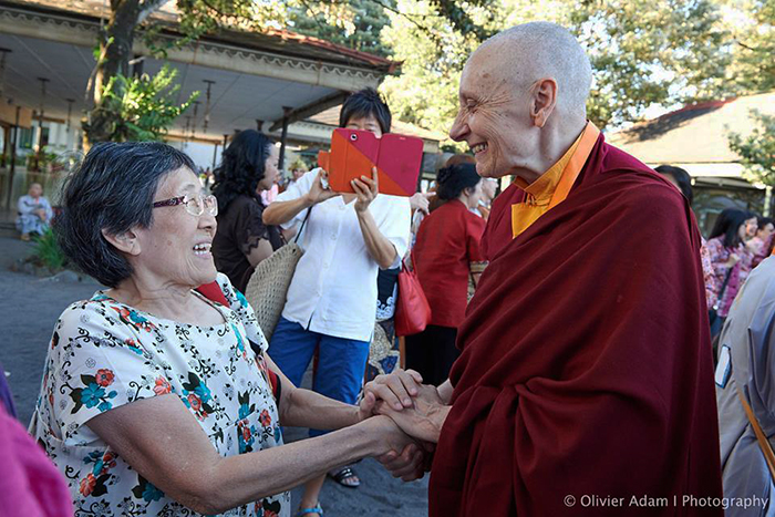 20150703 Mempraktekkan Welas Asih di Konferensi Sakyadhita_2