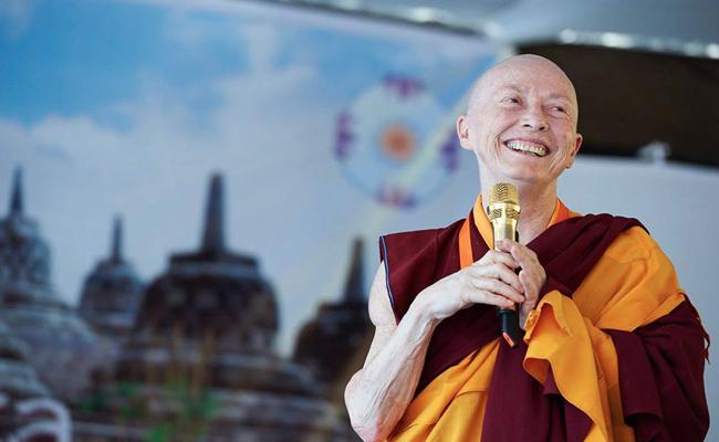 Ven. Karma Lekshe Tsomo, Penggerak Sakyadhita yang Sangat Terpelajar