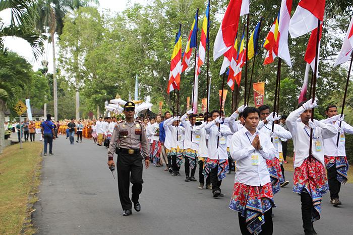 20150727 Perayaan Asadha Untuk Pertama Kalinya Digelar di Candi Borobudur_3