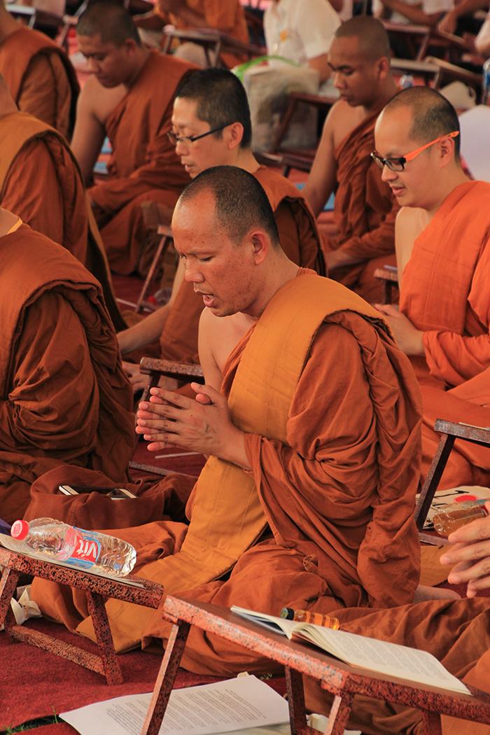 Bhikkhu Khanit, Dharmaduta Thailand untuk Indonesia