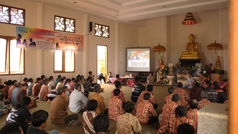 20150813 Penyebab Jumlah Umat Buddha di Temanggung Berkurang_2