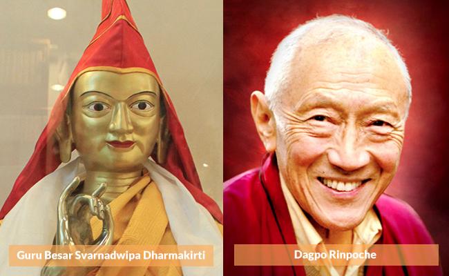 Menelusuri Tahapan Jalan Menuju Pencerahan di Indonesia, India, dan Tibet