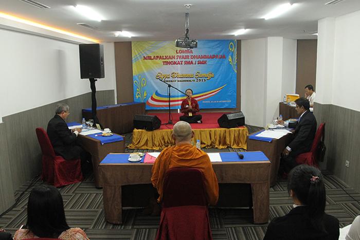 20151029 Para Pelajar Buddhis Kembali Berlomba dalam Sippa Dhamma Samajja VI_2