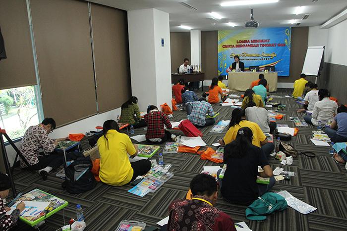 20151029 Para Pelajar Buddhis Kembali Berlomba dalam Sippa Dhamma Samajja VI_5