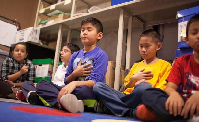 Atasi Stres, Pelajar New York Pilih Meditasi