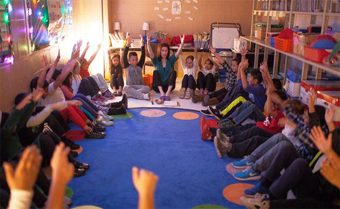 20151112 Atasi Stres, Pelajar New York Pilih Meditasi_2