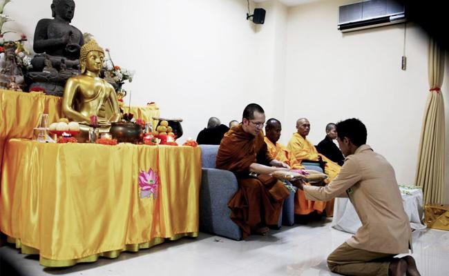 Mahasiswa Perguruan Tinggi Agama Buddha Didorong untuk Kembali ke Daerah Asal Setelah Lulus