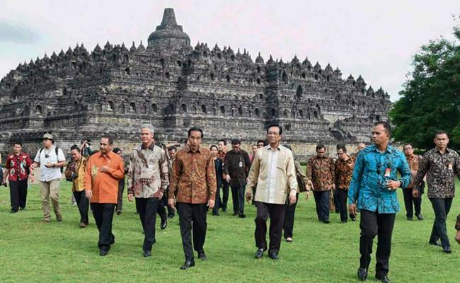 Presiden Bentuk Badan Otorita Khusus untuk Kelola Candi Borobudur