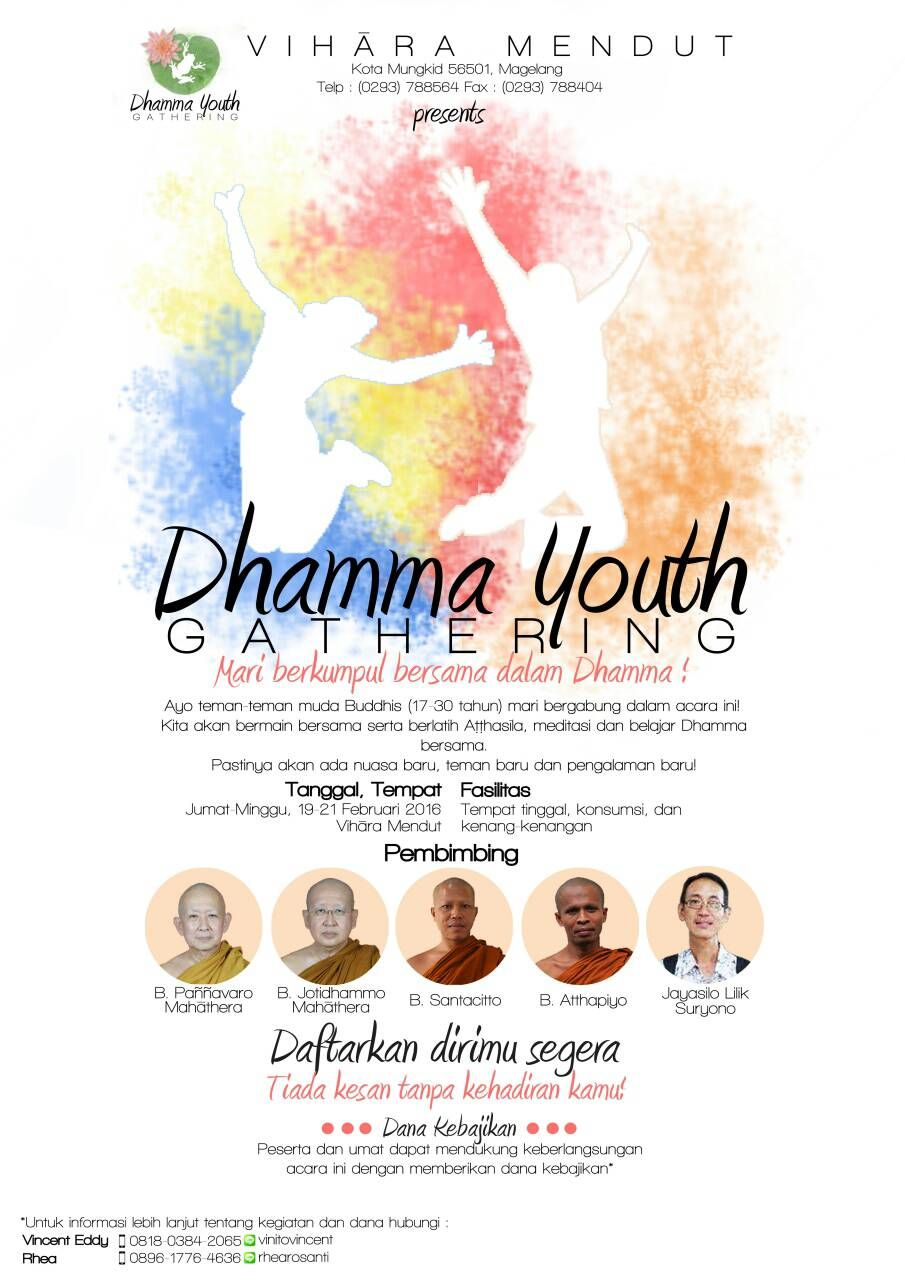 Dhamma Youth Gathering
