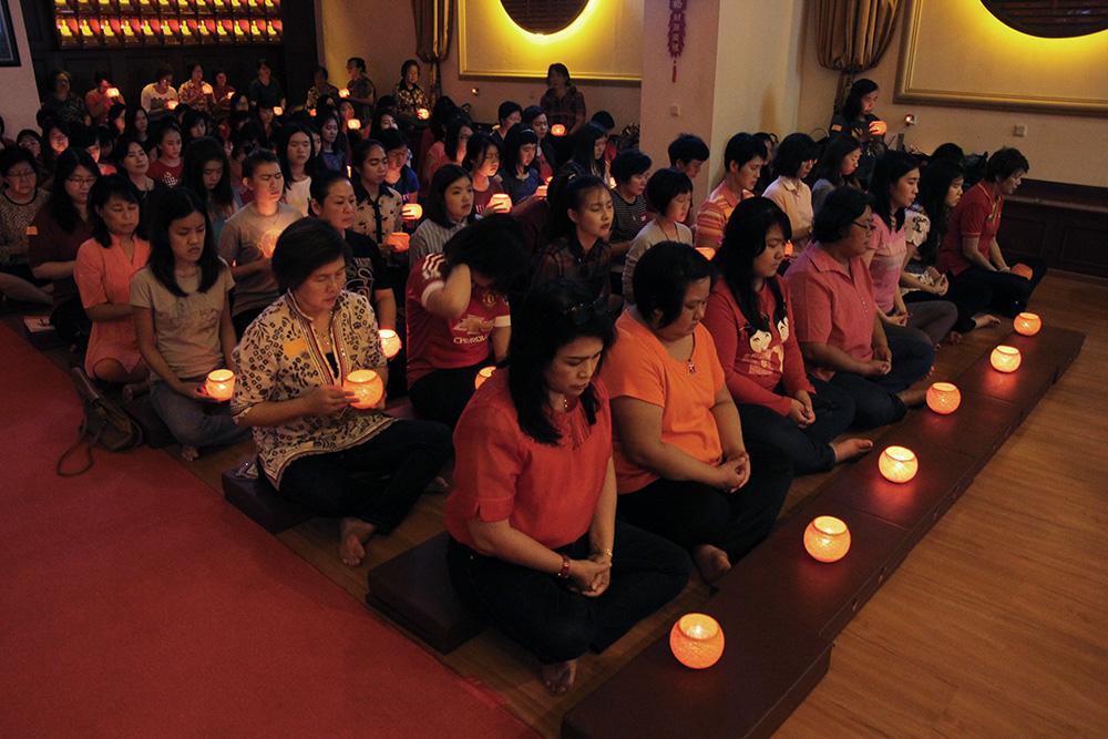 20160209 Mudita Center Rayakan Imlek dengan Namaskara ke Orangtua_3