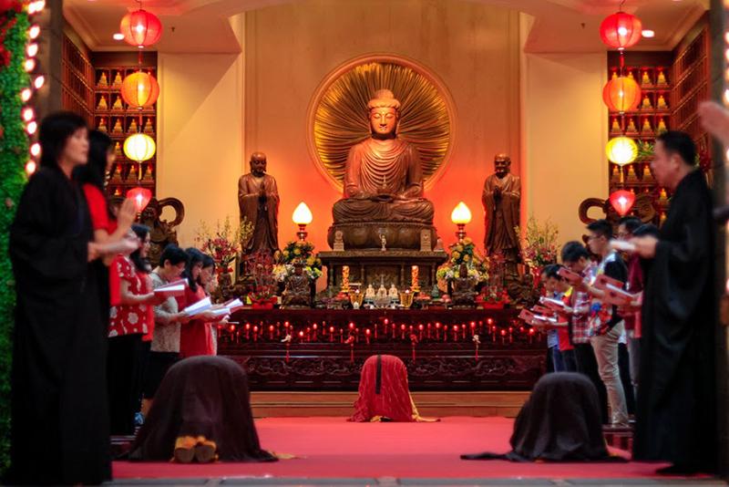 Puja 88 Buddha