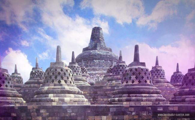 Memahami Borobudur