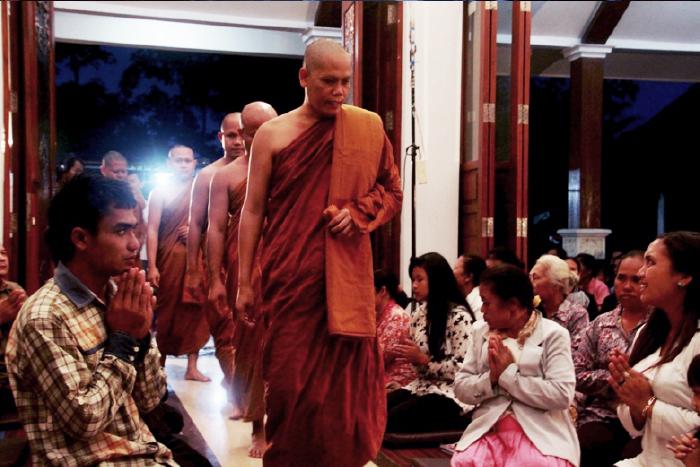 20160229 Umat Buddha Kabupaten Semarang Rayakan Magha Puja 3