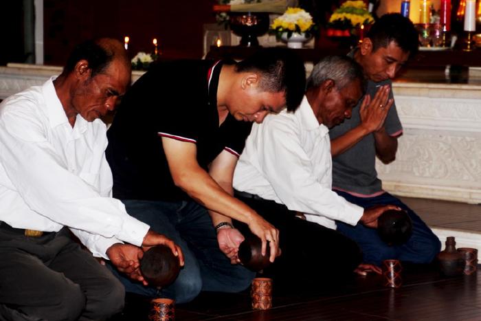 20160229 Umat Buddha Kabupaten Semarang Rayakan Magha Puja 6