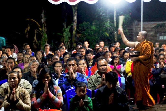 20160229 Umat Buddha Kabupaten Semarang Rayakan Magha Puja 7