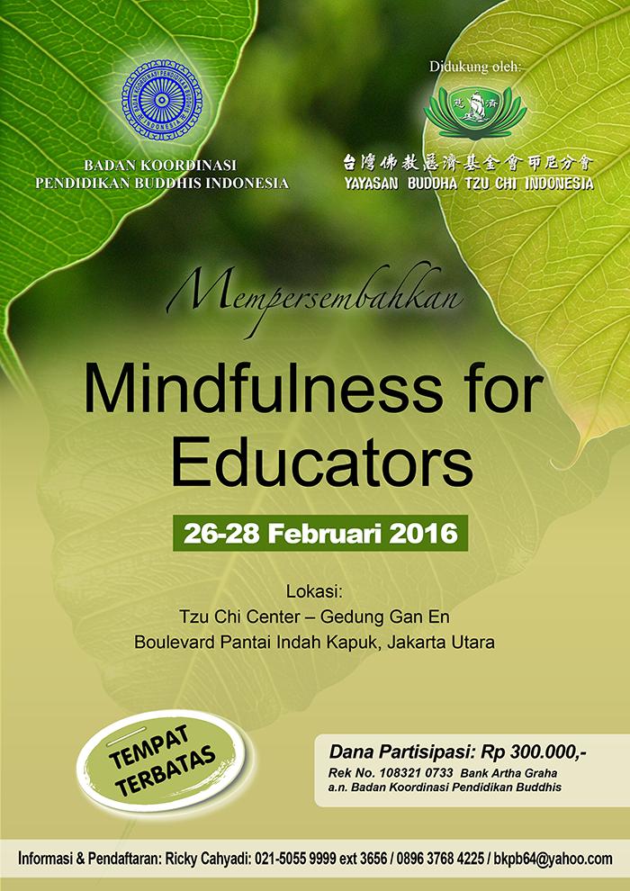 Mindfulness for Educators