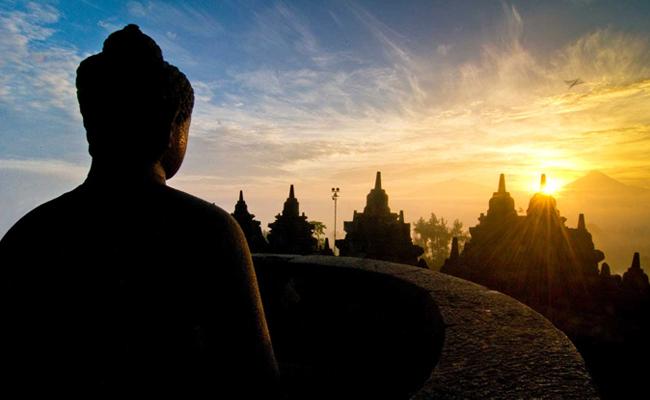 Adakah Dampak Gerhana Matahari terhadap Candi Borobudur?
