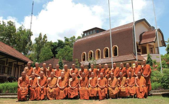 Sangha Theravada Indonesia Gelar Rapat Pimpinan di Lombok