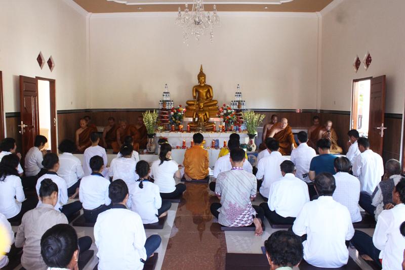 20160315 Vihara Dhamma Santi, Vihara Tertua di Banyuwangi Kini Tampil Megah 3