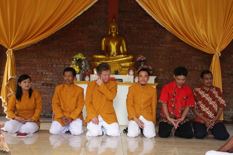 20160328 Dharmaduta Keliling Menyebarkan Dharma Sekaligus Blusukan ke Umat Buddha Pedesaan 2