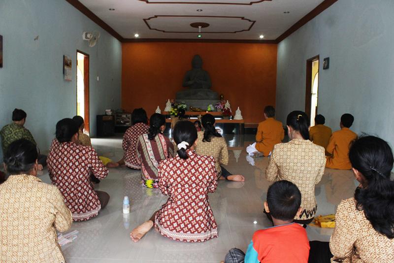 20160328 Dharmaduta Keliling Menyebarkan Dharma Sekaligus Blusukan ke Umat Buddha Pedesaan 3